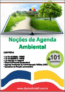 apostila Nocoes Agenda Ambiental NAA pagina - Concurso Bombeiros DF CBMDF 2016: Demanda de candidatos por vaga