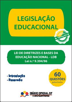 simulado SEDF 60Q LDB pagina - Professor Temporário SEDF 2016: Inscrições abertas