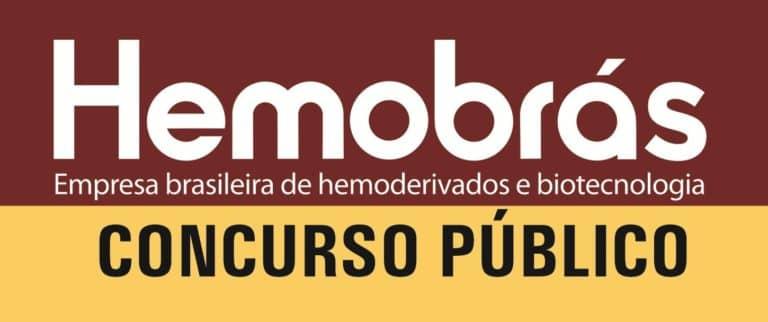 Concurso da Hemobrás – inscrições iniciam dia 12/08