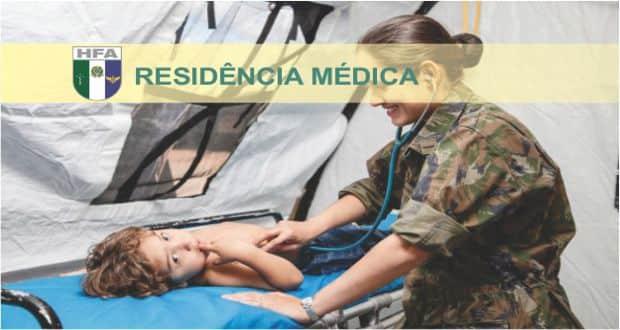 Saiu o edital para Residência Médica do HFA 2014