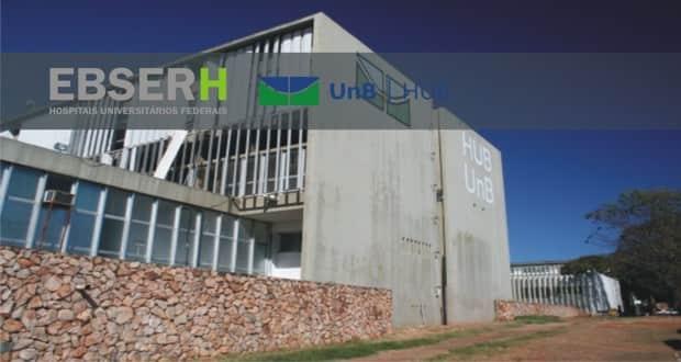 Concurso EBSERH HUB-UnB 2016: MPOG autoriza 667 vagas