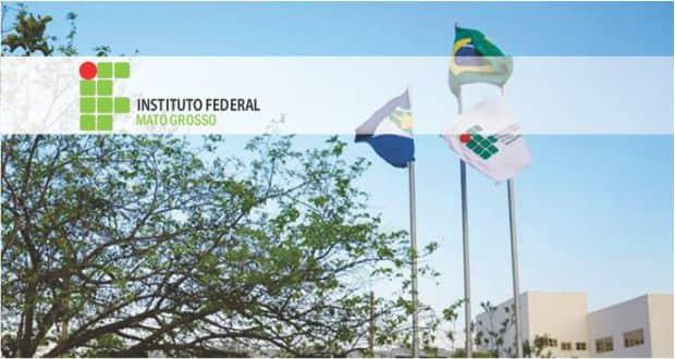 IFMT abre 184 vagas com salários de até R$3.511!