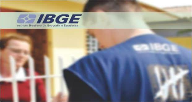 IBGE abre inscrições para 12 vagas de pesquisador