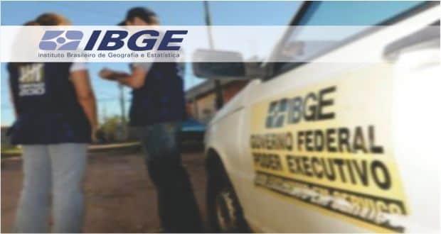 IBGE abre inscrições do concurso para nível médio