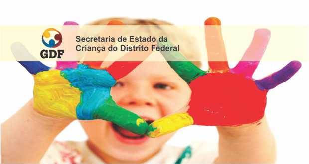 Secretaria da Criança do DF publica retificação
