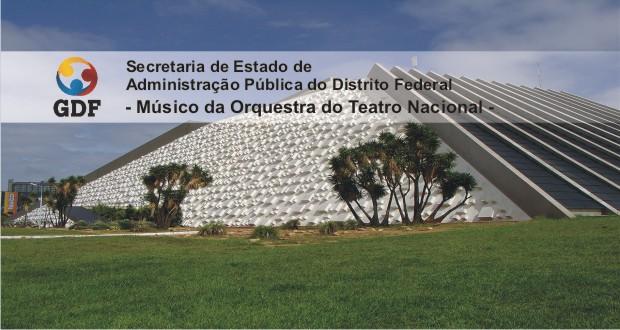 Concurso Músico do Teatro Nacional divulga datas da prova