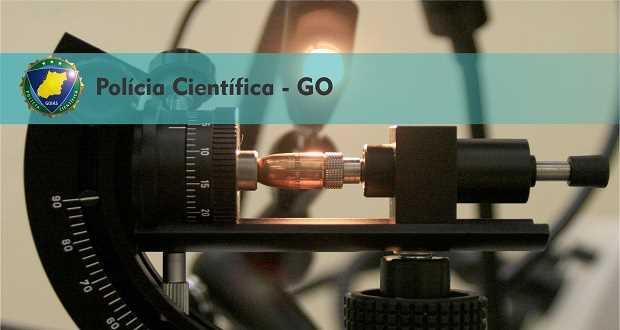 Concurso autorizado para Polícia Científica de Goiás