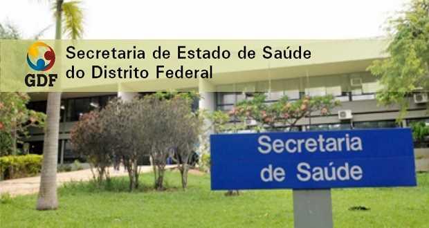 Secretaria de Saúde do DF SESDF: Atualizado quadro demonstrativo de concursos vigentes – junho/2016