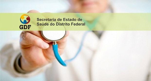 GDF faz sexta nomeação de aprovados para o cargo de Especialista em Saúde do concurso para NS da SESDF 2014