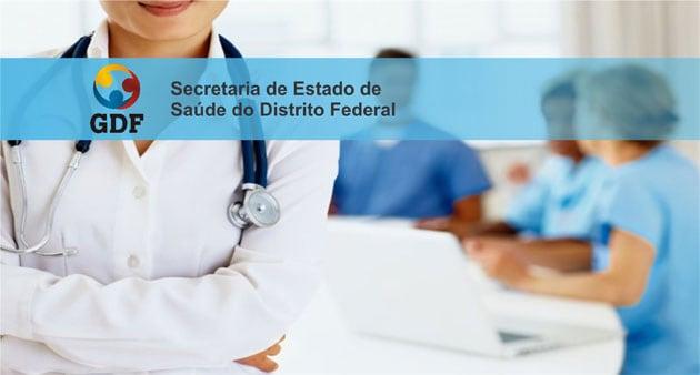 GDF retifica quadro de vagas dos concursos NS, NM e AOSD da SESDF