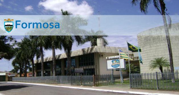 Concurso Prefeitura de Formosa 2014: Publicado o Edital para 396 vagas