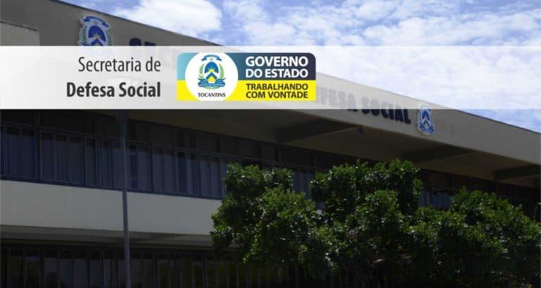 Concurso Secretaria de Defesa Social SEDS-TO: Funcab suspende certame