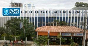 concurso caldas novas 2014 300x157 - Concurso Prefeitura de Caldas Novas 2016: Saiu o edital para Secretaria de Saúde, são 590 vagas