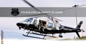concurso PCGO 300x160 - Concurso PCGO: Saiu o edital para Papiloscopista Policial, são 100 vagas