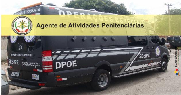 Concurso SESIPE-DF: Universa enfim publica novo cronograma para Agente Penitenciário