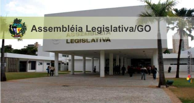 Concurso Assembleia Legislativa-GO: Saiu o edital para 76 vagas