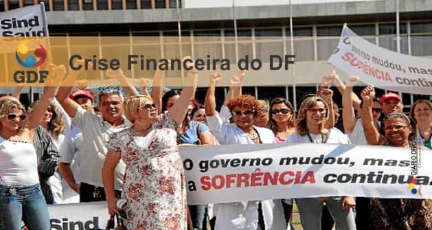 Crise financeira no GDF: Governo assegura concursos homologados ou em andamento