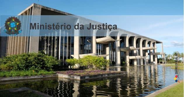 Processo Seletivo Ministério da Justiça: Saiu o edital para 14 vagas