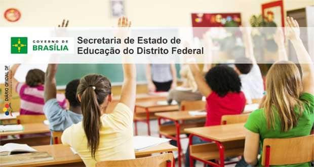 Processo Seletivo SEDF: Secretaria divulga resultados parciais do programa Educador Social Voluntário
