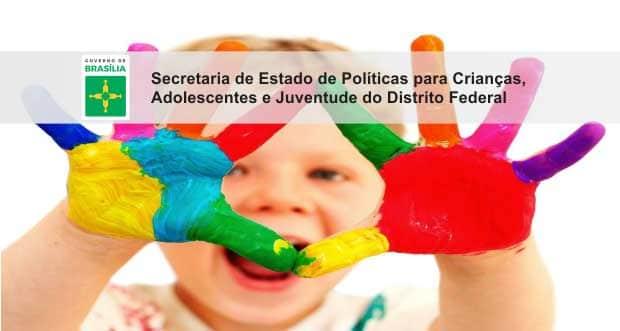 Concurso Secretaria da Criança do DF 2015: Prazo para inscrição encerra hoje