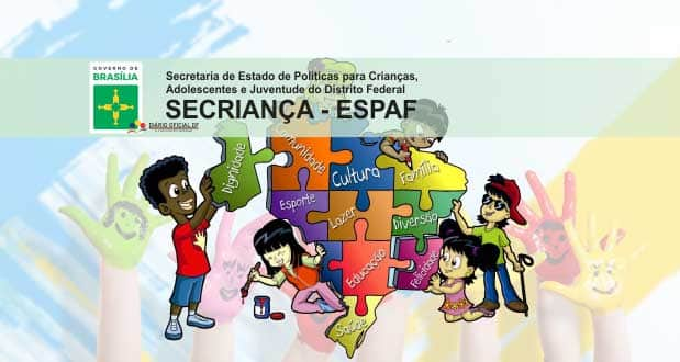 Concurso Secretaria da Criança do DF 2015: Saiu o edital para o cargo de Especialista Socioeducativo (área fim), são 203 vagas