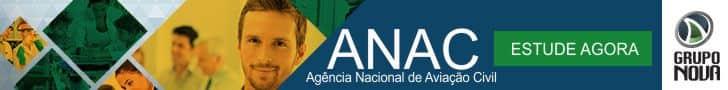 ANAC 2015 GRUPO NOVA - Concurso ANAC 2015: ESAF contratada como organizadora