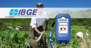 concurso ibge 2016 censo agropecuario 300x160 - Concurso IBGE 2016: Cesgranrio divulga concorrência para os cargos de Analista e Agente Censitário