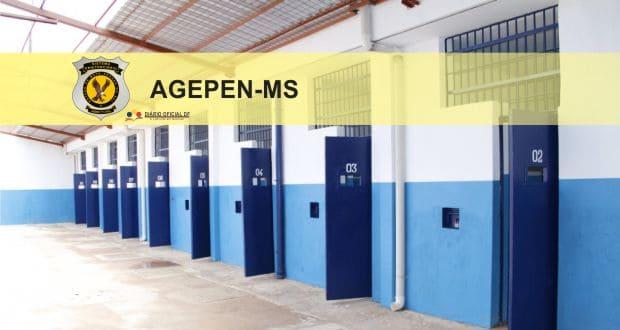 Concurso AGEPEN MS 2016: São 438 vagas para Agente Penitenciário Estadual