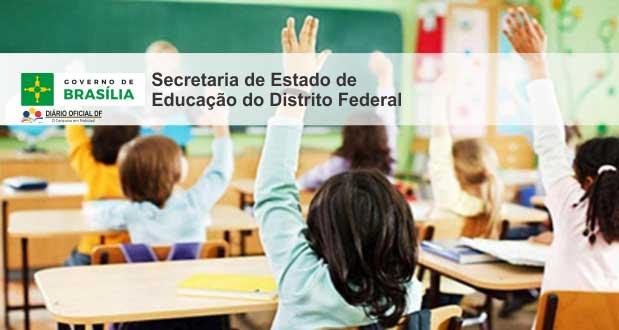 Secretaria de Educação do DF SEDF: Programa Educador Social Voluntário do DF 2016, são 3.975 vagas