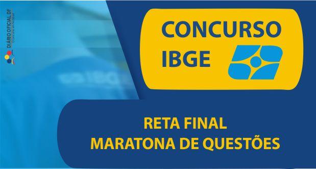 Concurso ibge 2016 reta final maratona de quest es for Concurso de docencia 2016