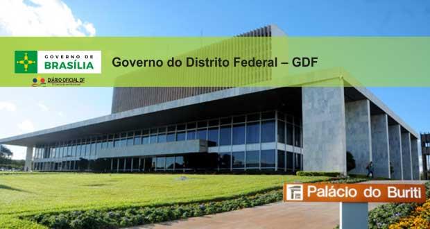 GDF anuncia nomeações para a PCDF ainda neste mês