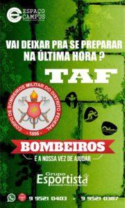 EAF CBMDF 2016 180x300 - Concurso Bombeiros DF CBMDF 2016: Dicas para o Exame de Aptidão Física (TAF)
