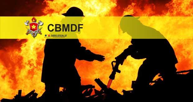 Concurso Bombeiros DF CBMDF 2016: Resumo dos editais e cargos para Oficiais e Soldado