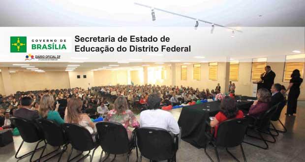 Centro de Aperfeiçoamento da SEDF 2016: Resultado final dos Cursos EAPE para o 2° Semestre