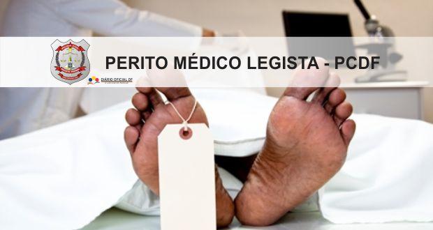 Concurso Médico Legista PCDF: Universa divulga o gabarito preliminar da prova de verificação do curso de formação
