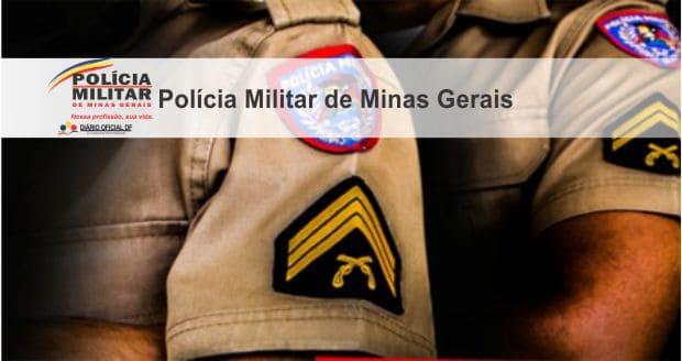 Concurso PM-MG 2016: Saiu o edital para 429 vagas de nível superior para Soldado