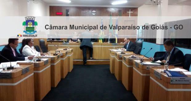 Concurso Câmara Municipal de Valparaíso – GO 2016: Saiu o edital para todos os níveis, são 40 vagas