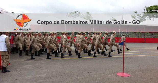Concurso Bombeiros GO CBMGO 2016: resultado preliminar das provas objetivas e discursivas para Cadete e Soldado de 3ª Classe