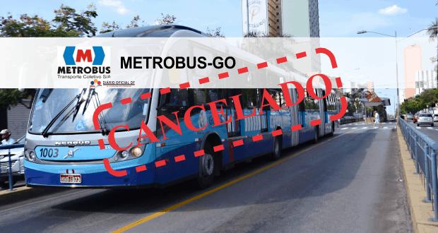 Concurso Metrobus GO 2016: IBADE irá liberar restituição da taxa de inscrição em lotes