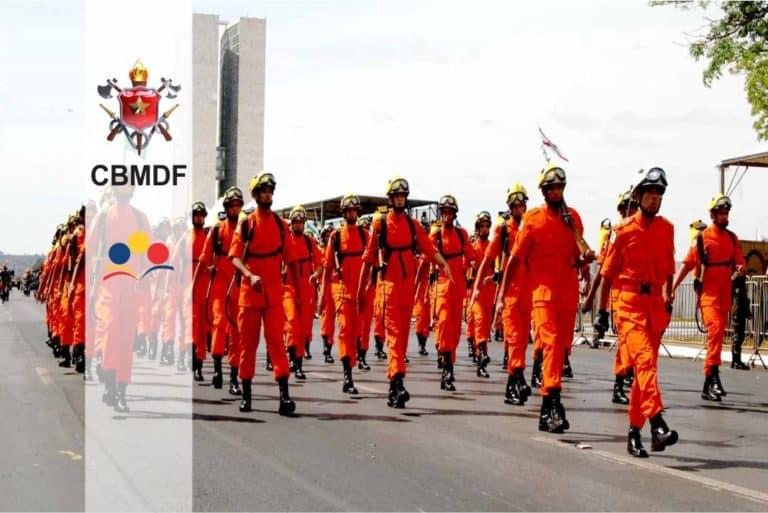 Concurso Bombeiros DF CBMDF: Nomeação de 378 bombeiros militares é antecipada para junho