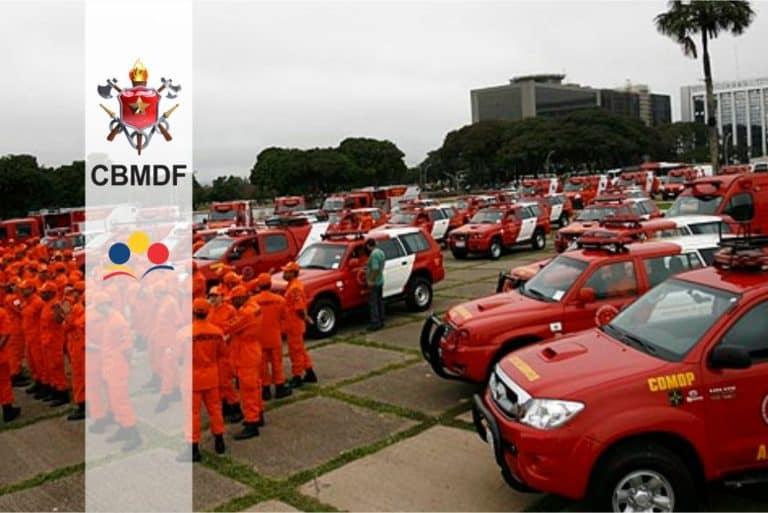 Concurso Bombeiros DF CBMDF 2016: Idecan divulga novo cronograma para soldado condutor de viaturas