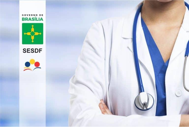 GDF faz vigésima quinta nomeação de aprovados para o cargo de Médico do concurso para NS da SESDF 2014