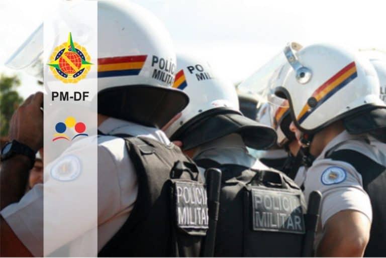 Concurso PMDF 2016: Iades convoca para as próximas etapas para Aluno Oficial