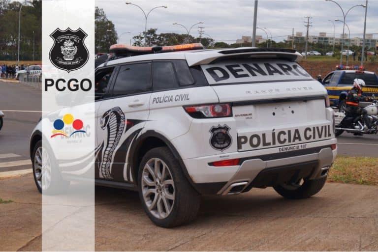 Concurso Polícia Civil-GO PCGO 2016: Segplan faz primeira nomeação de Agentes e Escrivães de Polícia substitutos