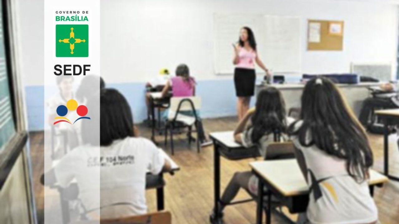 Concurso Sedf Gdf Faz Nomeacoes Para Professor Da Educacao Basica