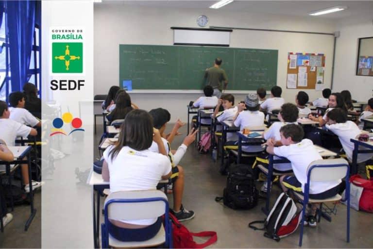 Secretaria de Educação do DF receberá R$ 4 milhões da Inframerica