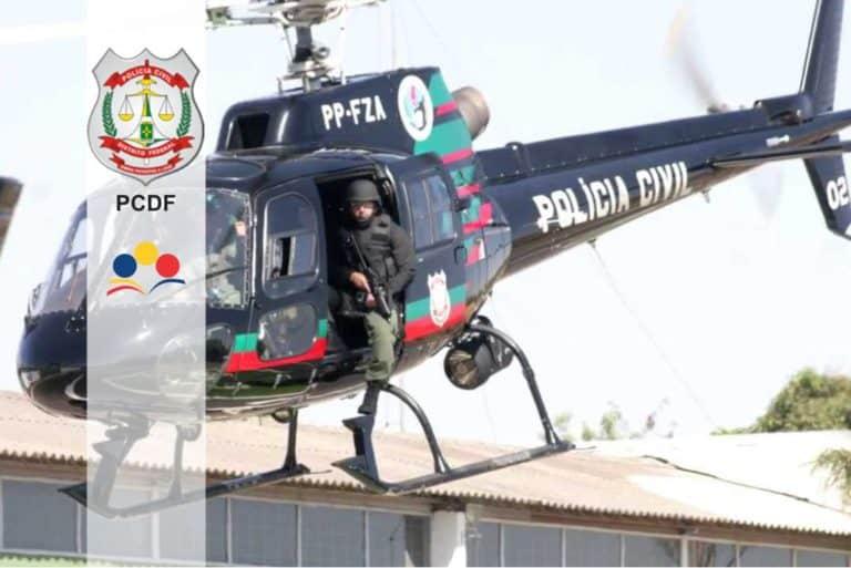 GDF nomeia servidores para Delegado e Papiloscopista Policial da PCDF