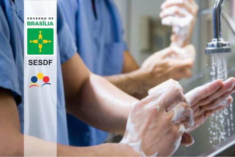 Nomeação SES DF AOSD: GDF faz décima nona nomeação de aprovados