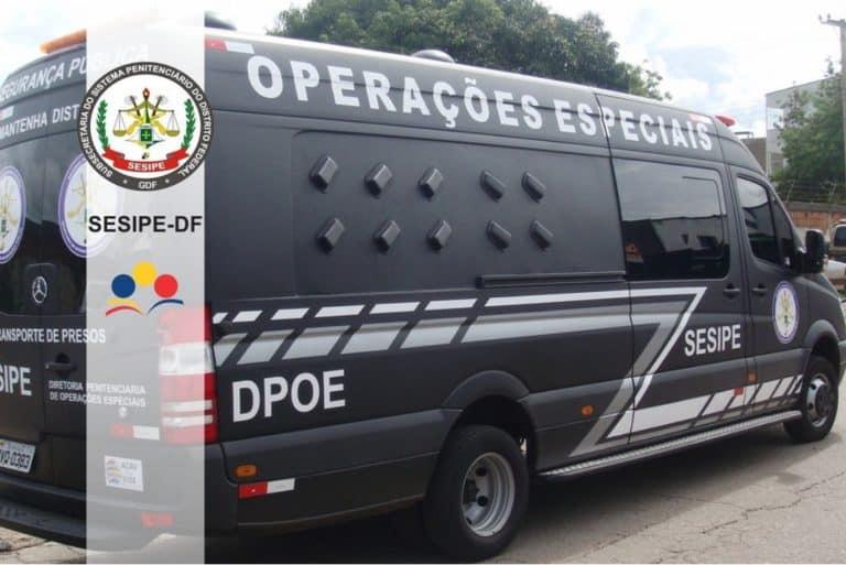 Concurso SESIPE-DF: GDF faz segunda nomeação de Agentes Penitenciários