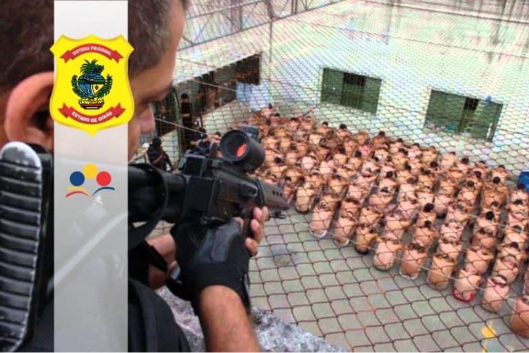 Concurso SAPeJUS-GO: Publicada a primeira nomeação dos aprovados no concurso para Agentes de Segurança Prisional